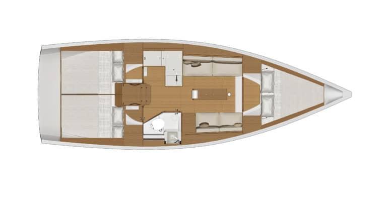 D360 Plan 3 cabines