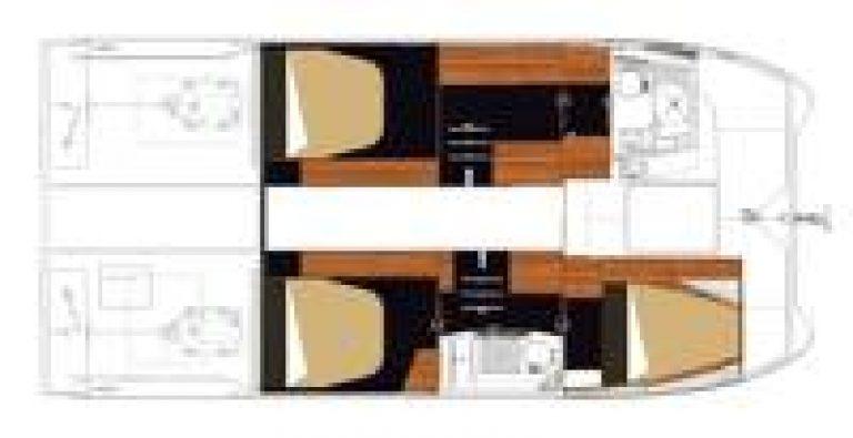 plan cabines