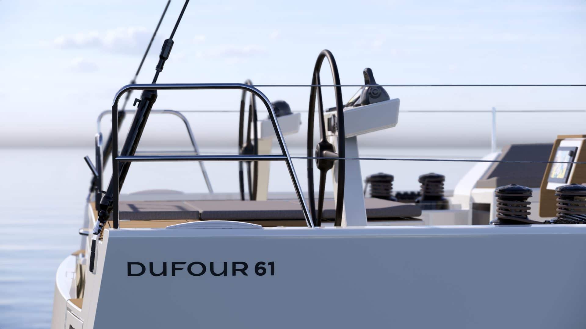 Dufour 61
