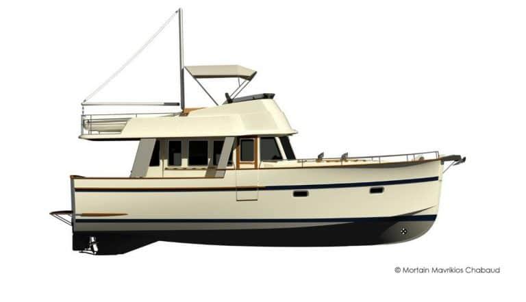 Trawler-43