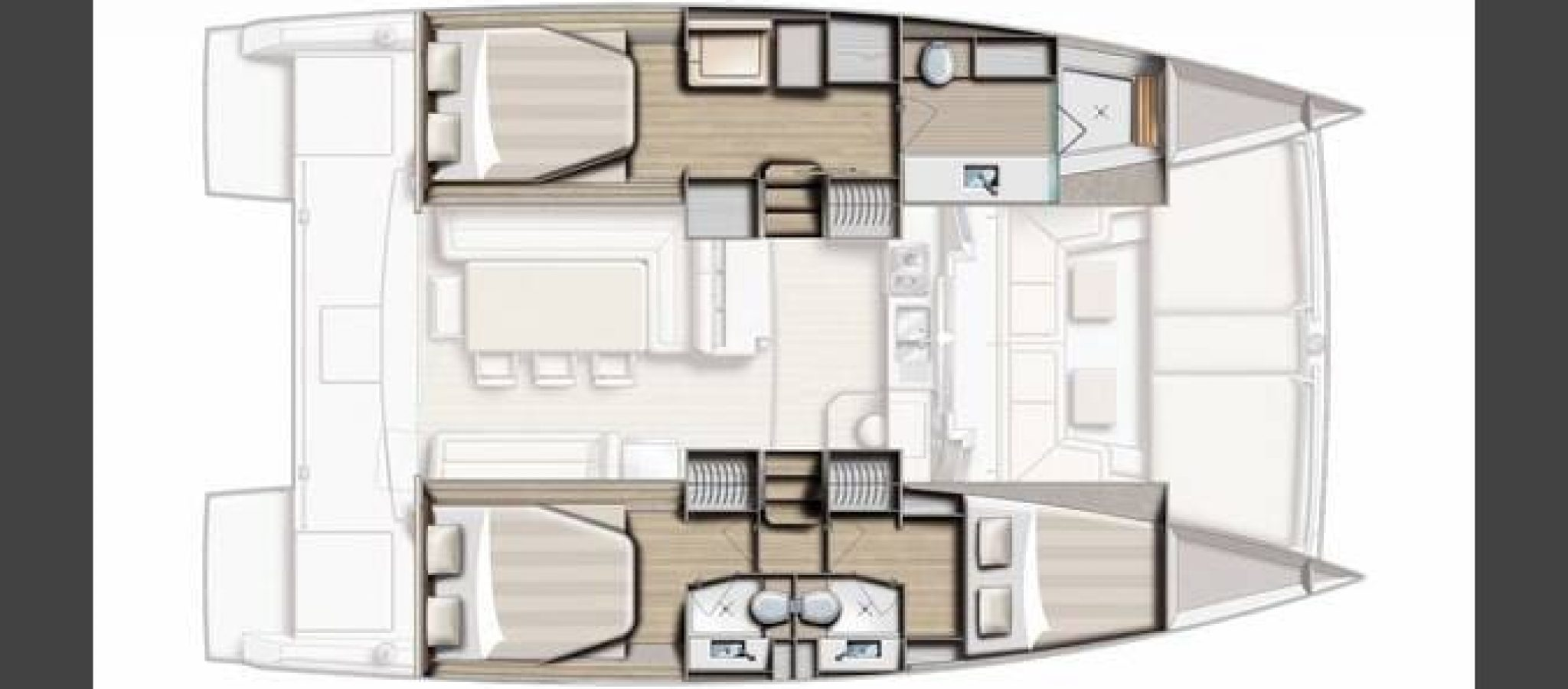 Bali 4.0 3 cabines