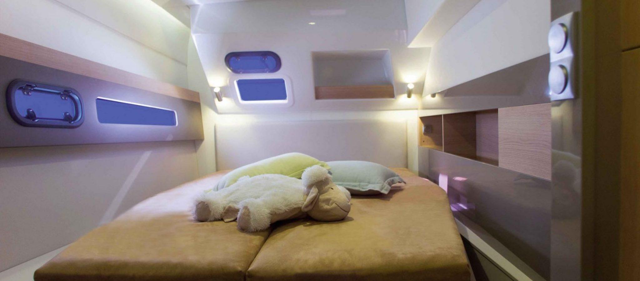 Bali 4.5 cabine