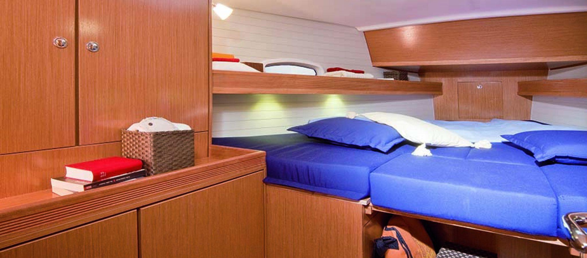 Bavaria 51 cruiser cabine