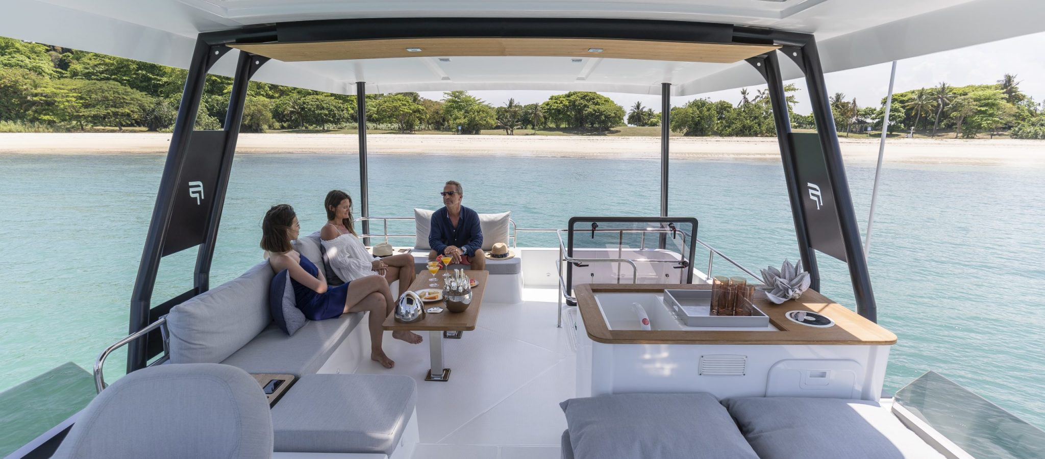 Fountaine Pajot MY40 Fly