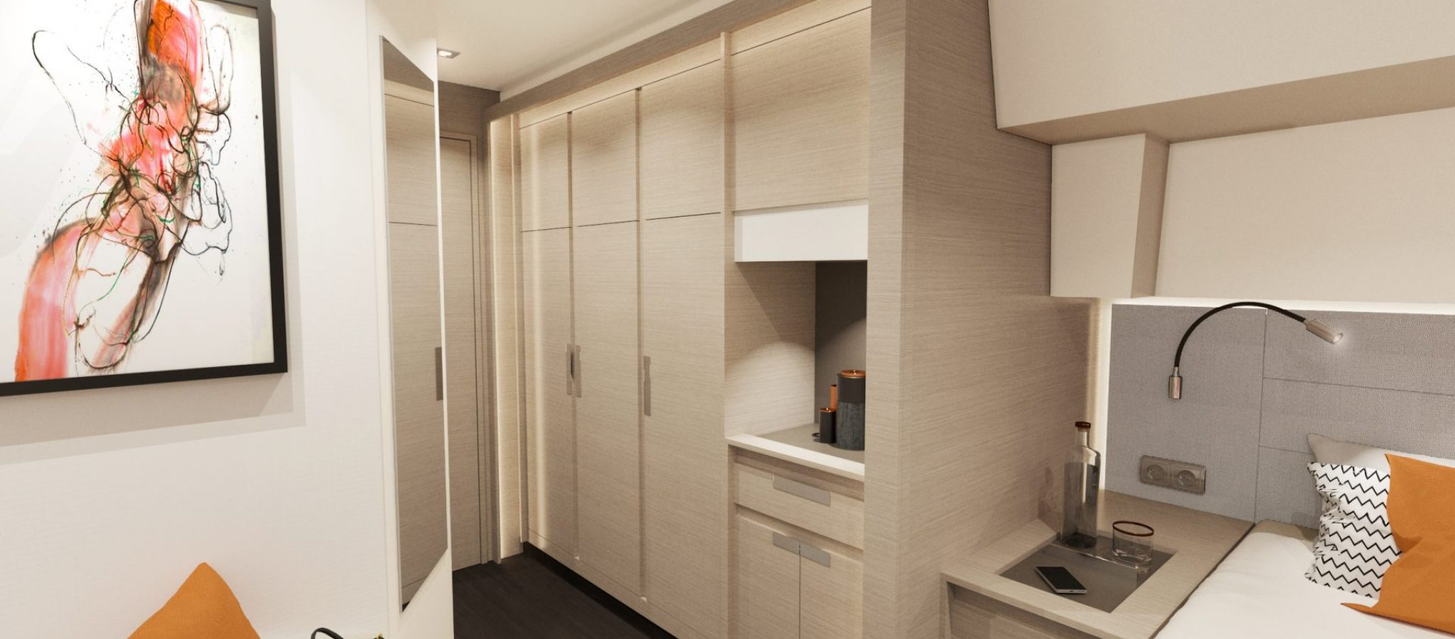 Fountaine-Pajot-New-51-Interiors-owners-suite-04