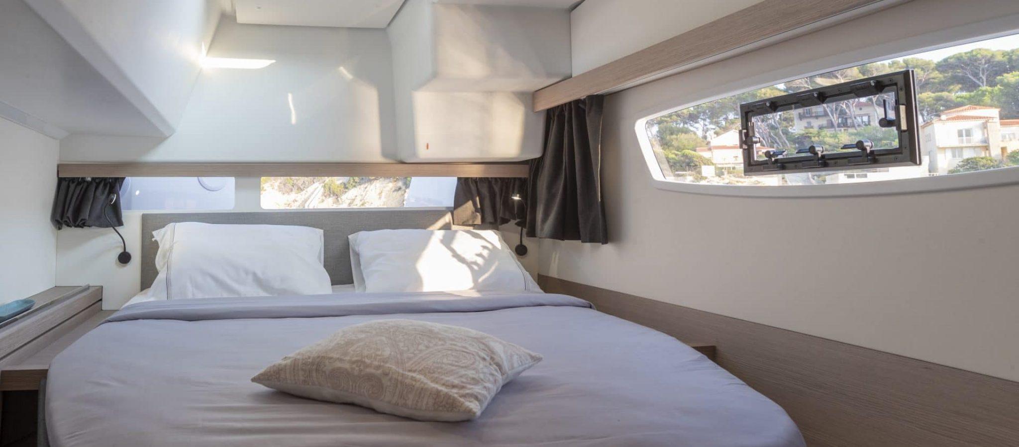 Isla 40 catamaran à voile Fountaine Pajot