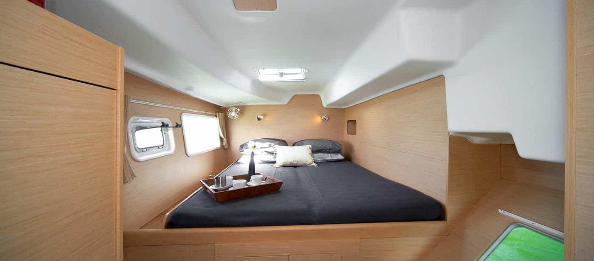 Lagoon 380 cabine 2