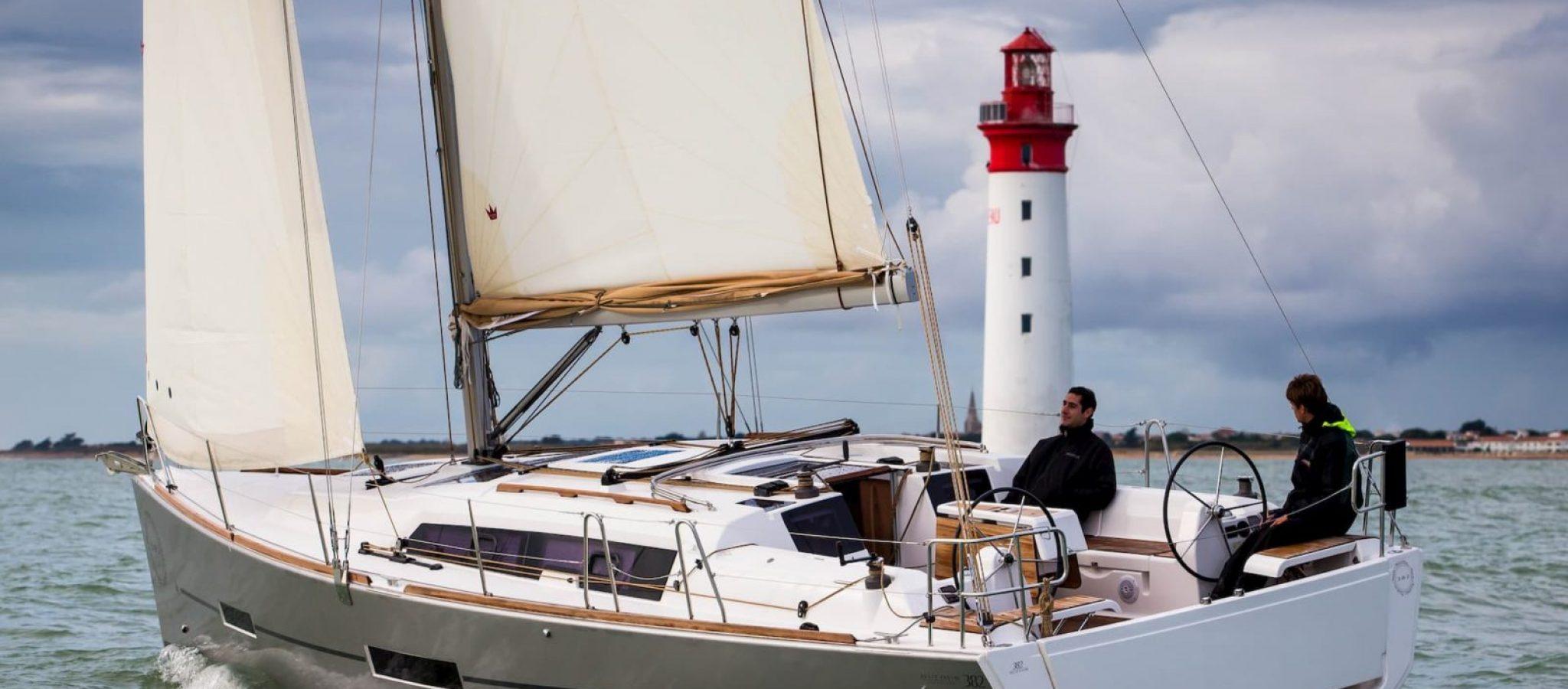 Location bateau Dufour 382GL Nav