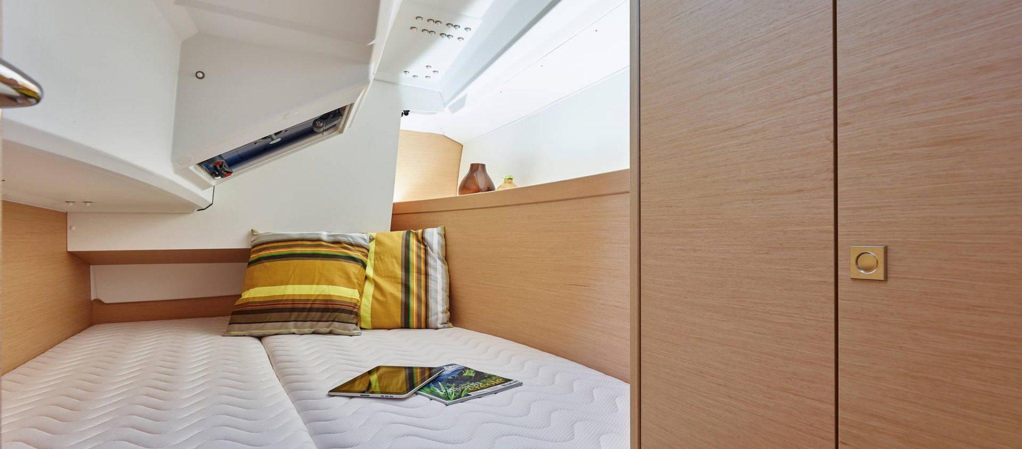 Sun Odyssey 349 cabine