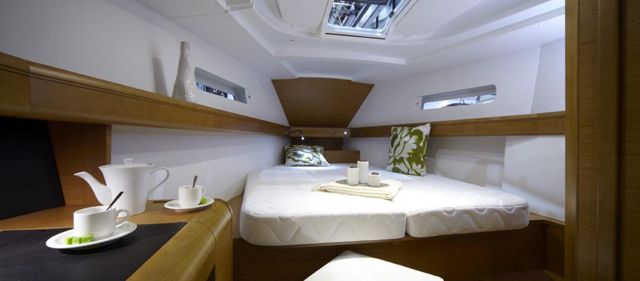 Sun Odyssey 449 cabine