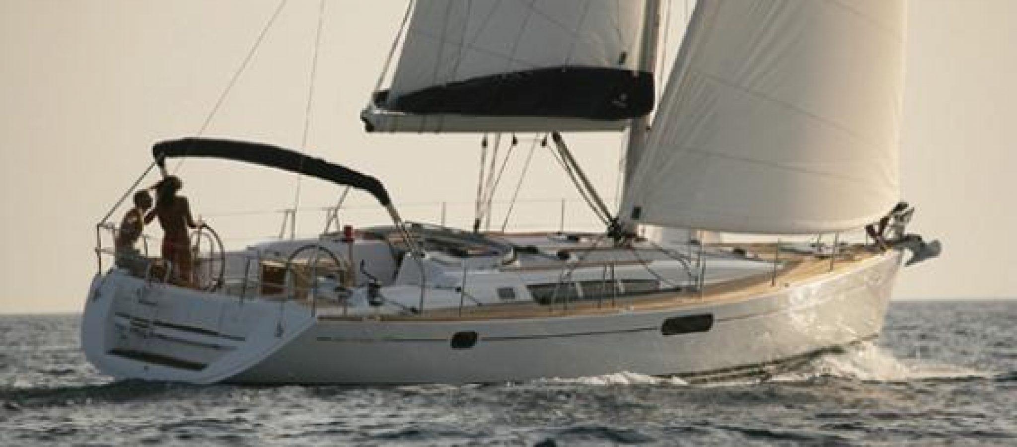 Sun Odyssey 49i 2