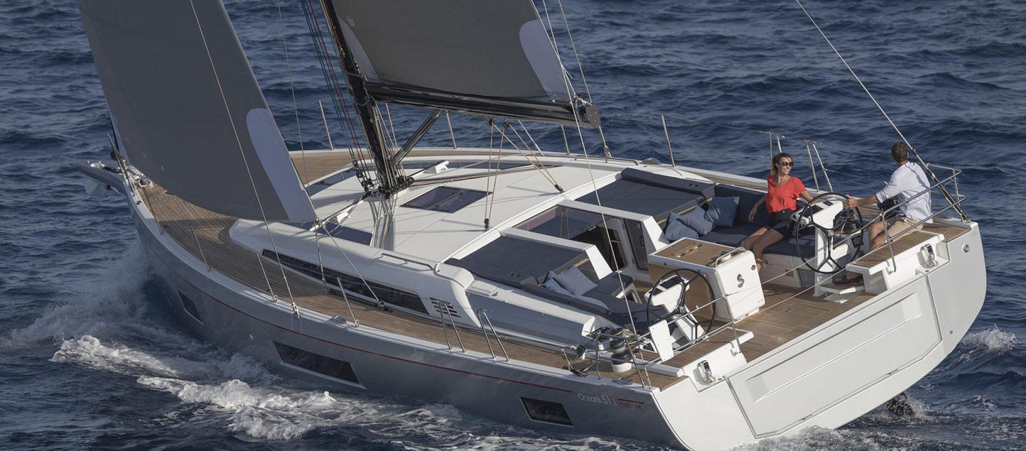 oceanis51 navigation