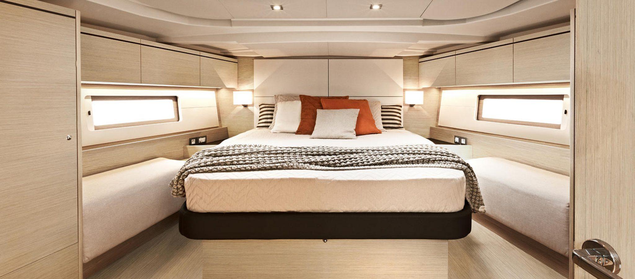 oceanis51.1 cabine